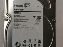 Seagate Barracuda 2Tb (донор)