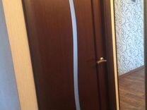 Межкомнатная дверь Венге массив шпон 80*200 см
