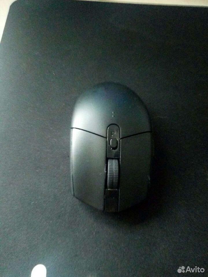 Беспроводная мышь Logitech g305  89867087955 купить 1