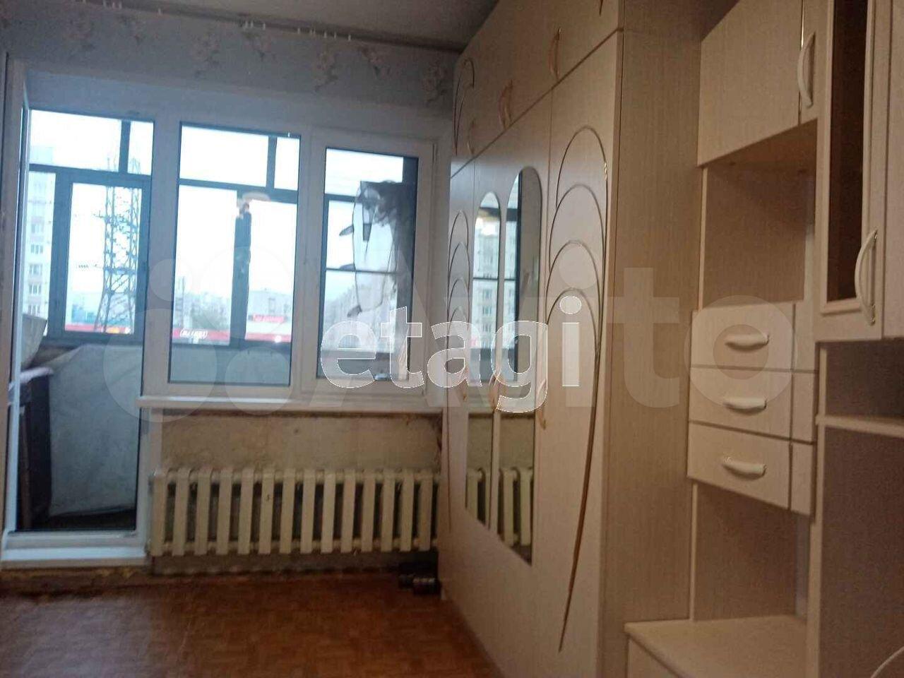 1-к квартира, 34 м², 2/9 эт.  89201336441 купить 2