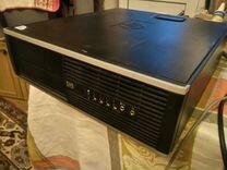 """Компьютер HP 4 ядра + монитор 19"""""""