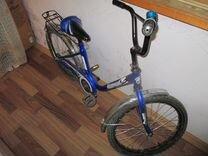 Велосипед Мультяшка