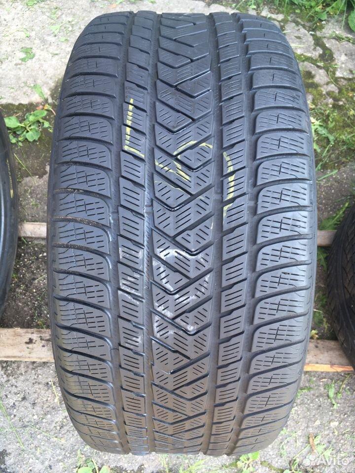 89211101675  285/45 R19 Pirelli ScorpionWinter RunFlat