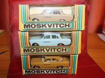 Москвич такси СССР
