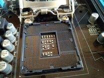 Мат.плата asus B75M-plus, socket 1155, B75, mATX