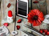 Для наращивания ресниц материалы — Красота и здоровье в Воронеже