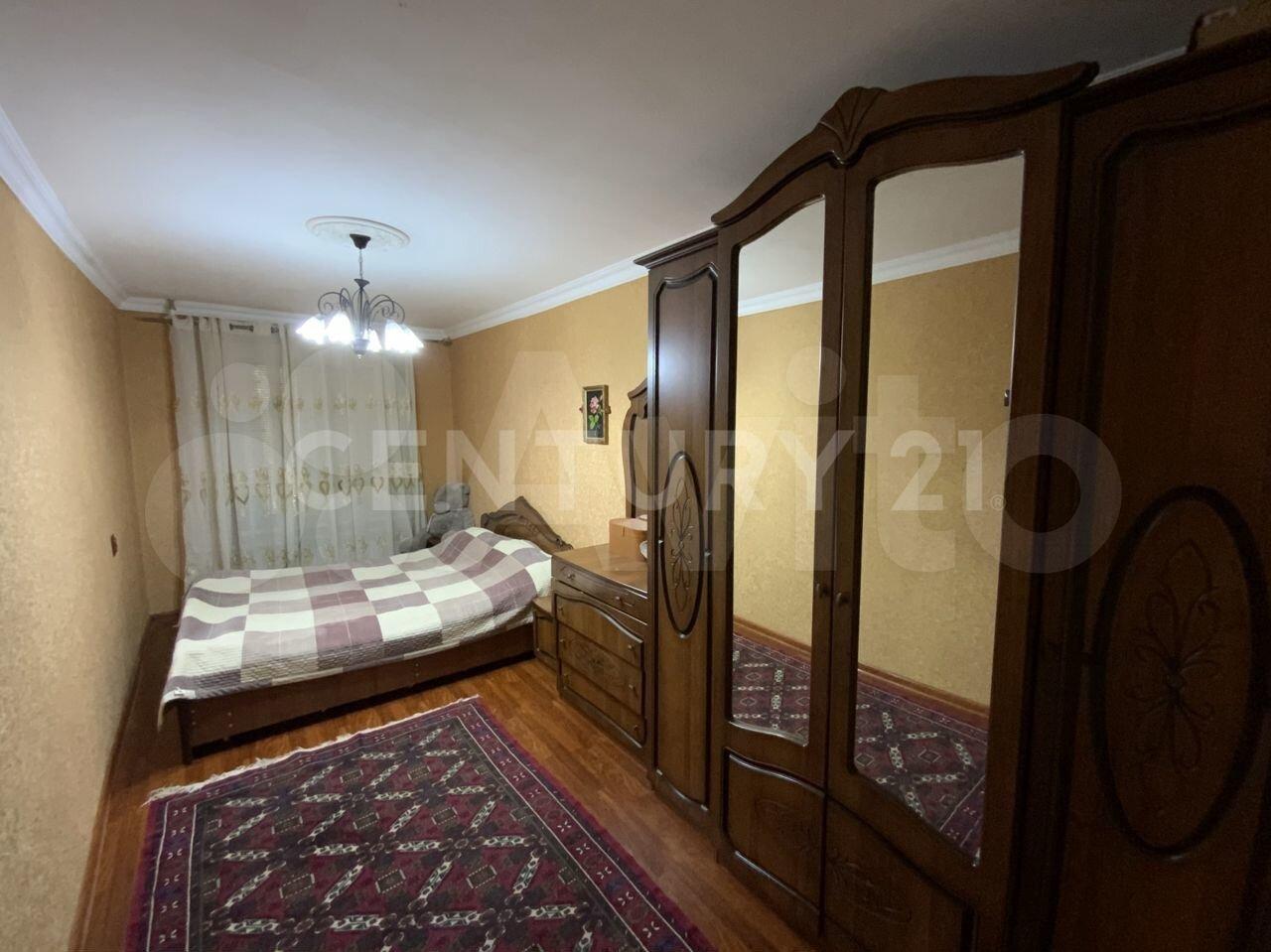 3-room apartment, 57.8 m2, 1/5 floor  89382020017 buy 1
