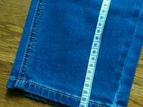 Мужские джинсы (новые, р. 35)
