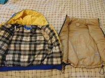 Жилеты.2 шт.Б/У — Детская одежда и обувь в Екатеринбурге
