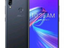 Новый asus ZenFone max m2
