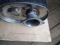 Глушитель для УАЗ 315123
