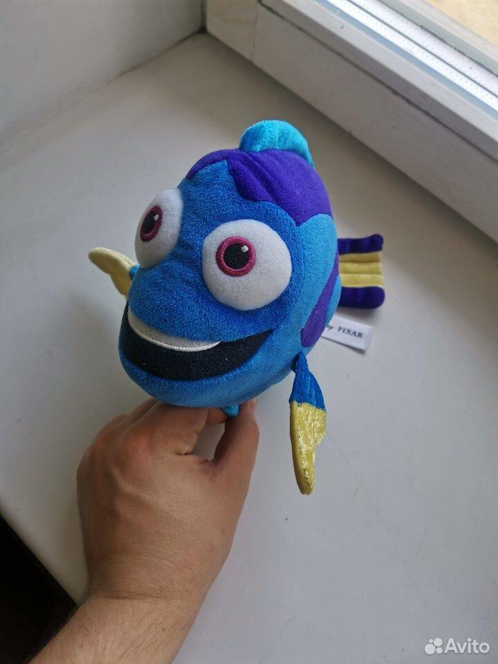 Лицензионная игрушка Дори из В поисках Немо Disney  89637779537 купить 3