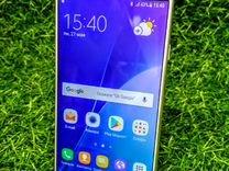 Смартфон SAMSUNG Galaxy A7(2016) SM1-A712F(лб80А)