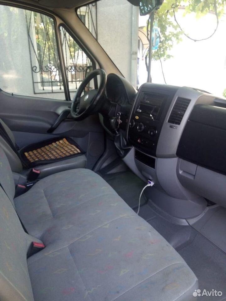 Volkswagen Crafter, 2008  89343361255 купить 9