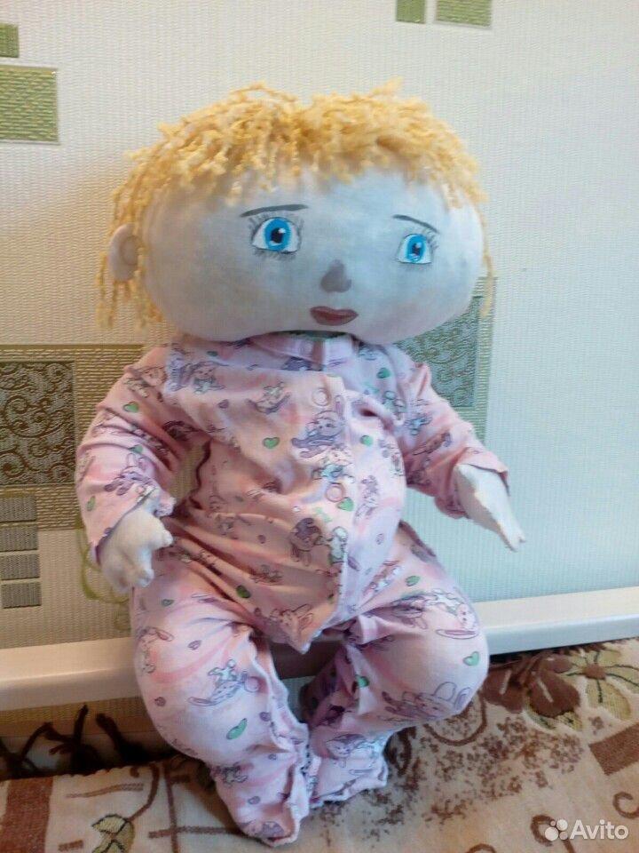 Куклы ручной работы из натуральных материалов для