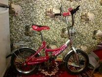 Детский велосипед 3-5 для девочки