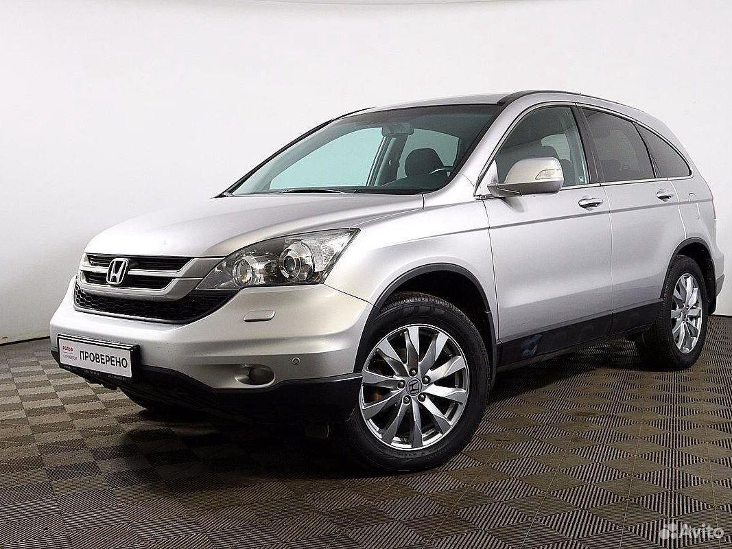 Honda CR-V, 2011  84954101966 купить 1