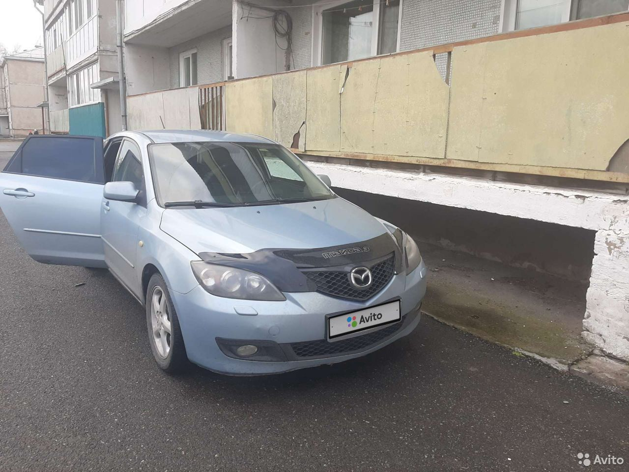 Mazda 3, 2007  89618940620 купить 2