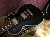 Les Paul Photogenic Lp-300 Custom Black