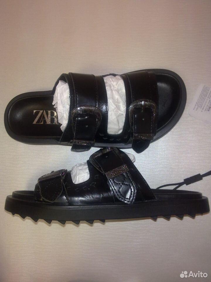 Новые бомбезные сандалии Zara  89050263348 купить 9