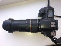 Canon 50d + Tamron 18-200mm