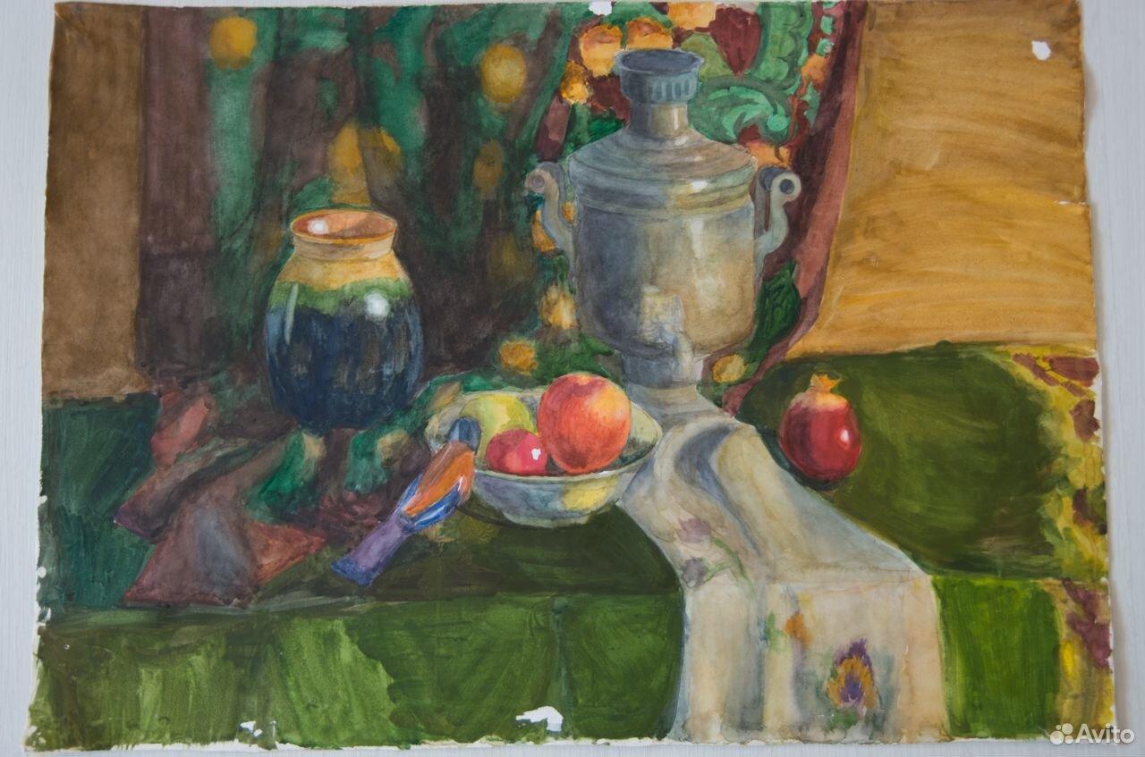 Живопись картины натюрморт  89105401423 купить 8