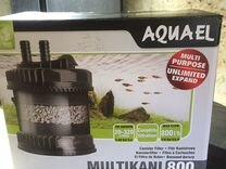 Набор Aquael Multikani 800 на 80л