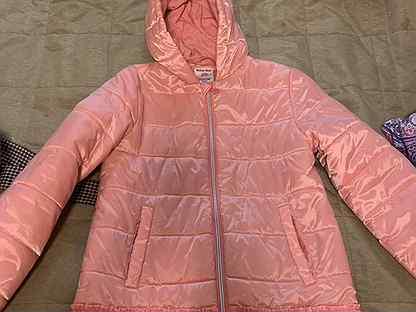 Куртка осень/весна gulliver р. 158