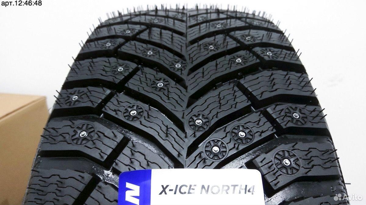 Шины зимние 275/40 R21 Michelin X-Ice North 4  89298181890 купить 2