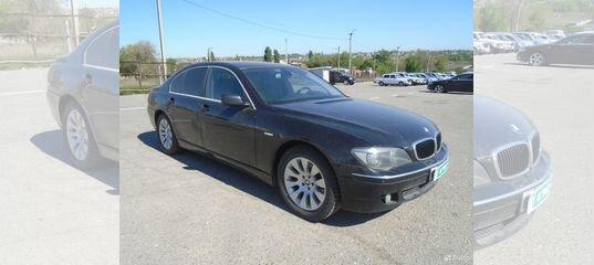 BMW 7 серия 2007 купить в ВоРгоградской обРасти на Avito