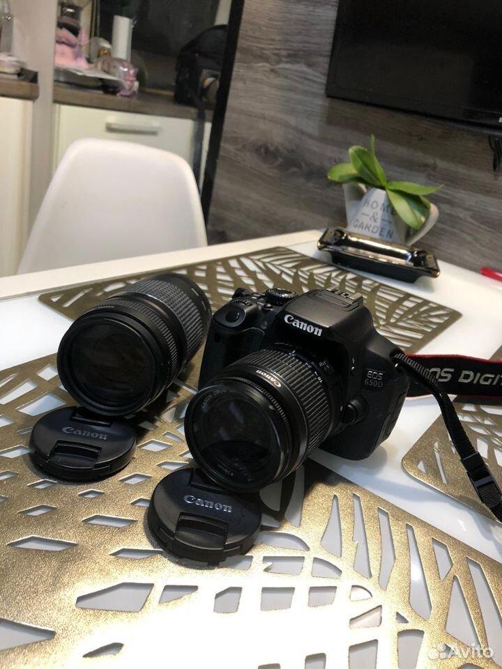 Зеркальный фотоаппарат  89114953388 купить 2