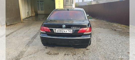 BMW 7 серия 2005 купить в Кабардино БаРкарии на Avito — ОбъявРения