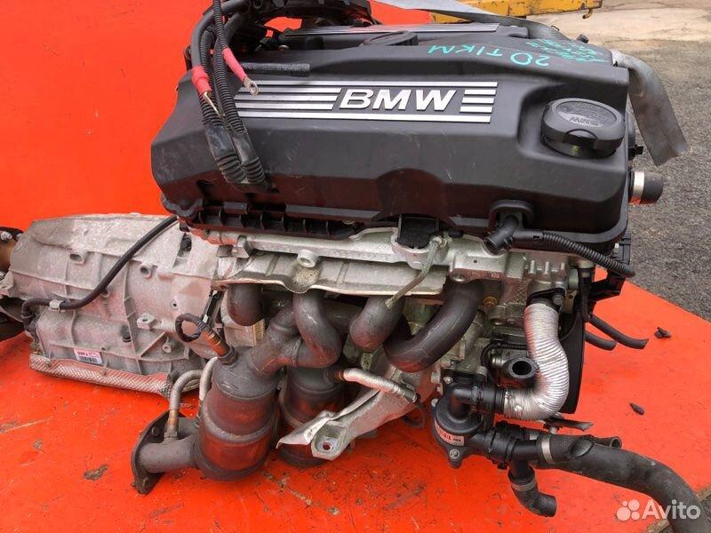 Двигатель Bmw 3 Series E90 N46B20 (В разбор)  89146876050 купить 3