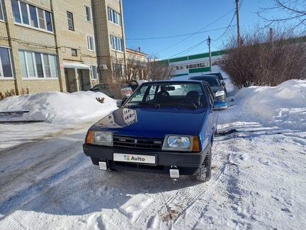ВАЗ 2109 1.5МТ, 2003, 102000км - Авто - Объявления в Марксе