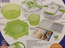 Комплект приспособлений для приготовления салатов