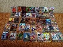 Карточки Человек-Паук Герои и Злодеи