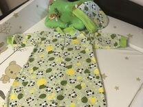 Набор для сладкого сна ребёнка — Детская одежда и обувь в Омске