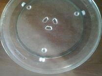 Продам тарелку с кольцом для вращения для свч-печи