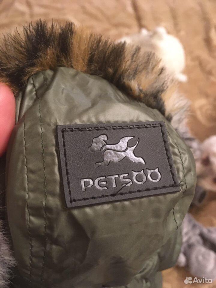 Куртка для собаки petsoo  89191738672 купить 7