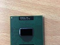 Процессор Intel Pentium M 740