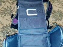 Школьный ранец с ортопедической спинкой