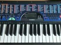 Синтезатор casio CTK-495