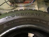 Шины Nokian Nordman 7 185\60 R15