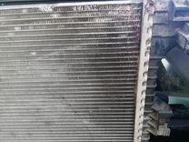 Радиатор охлаждения Джип Чероки 2012