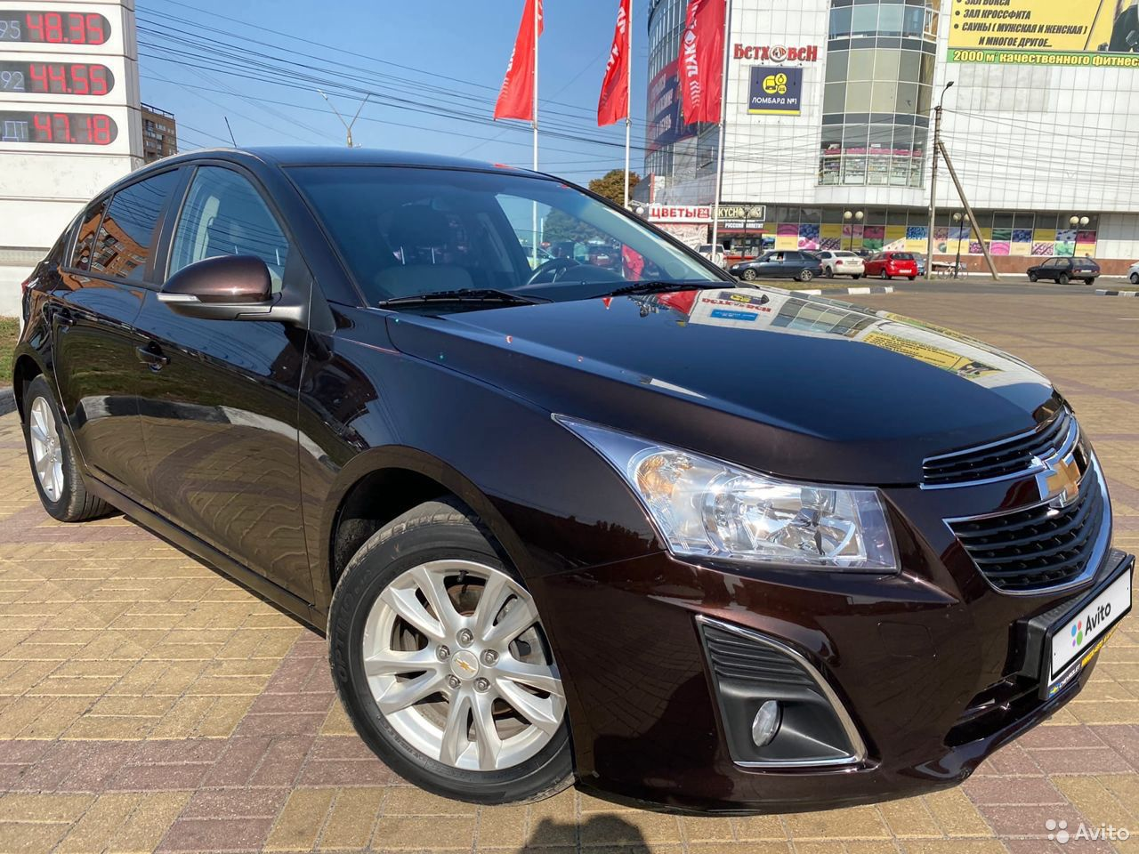 Chevrolet Cruze, 2015  89051582739 купить 4