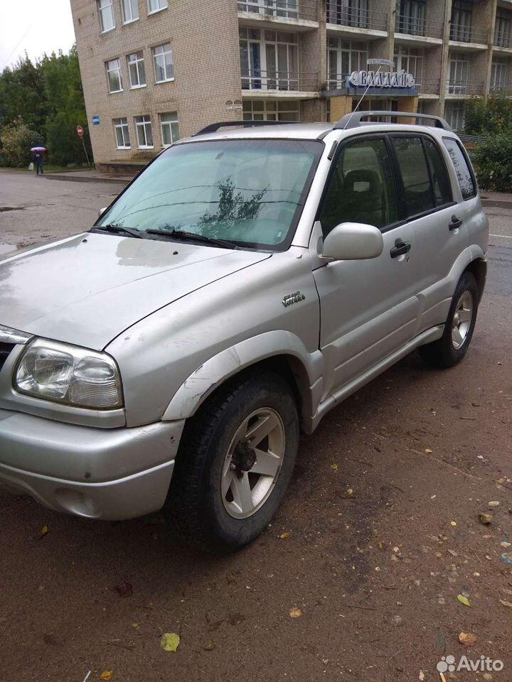 Suzuki Grand Vitara, 2000  89110406150 купить 1