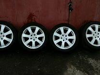 Колеса от Mercedes