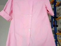 Рубашка для девочек ростовка 140-146см