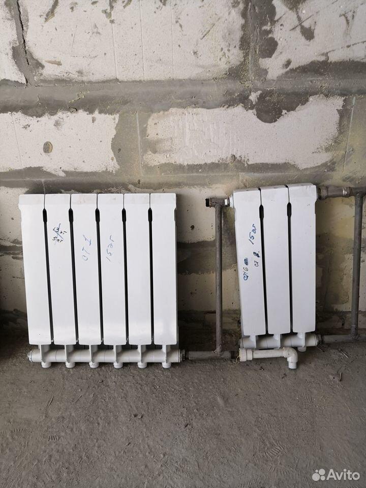 Радиаторы отопления  89296775034 купить 2