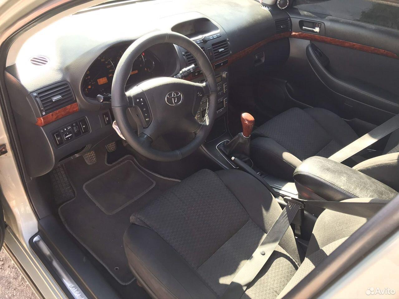 Toyota Avensis, 2004  89056278196 купить 10